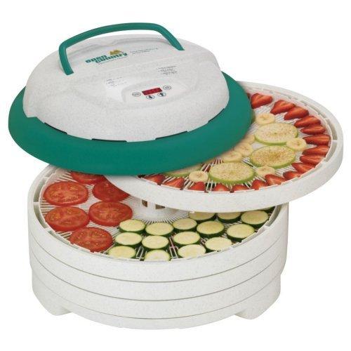 Open Country FD-1022SK 4 Tray Gardenmaster Digital Food Dehydrator