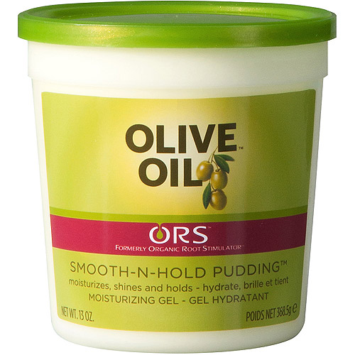 ORS��� Olive Oil Smooth-N-Hold Pudding��� Moisturizing Gel, 13 oz