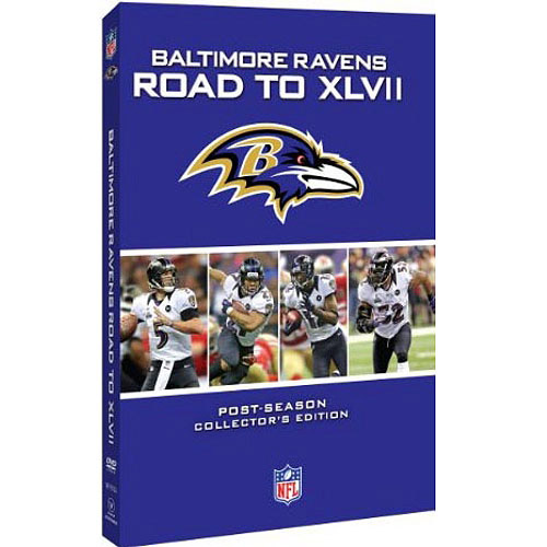 NFL: Baltimore Ravens - Road To XLVII - Post Season Collector's Edition (Full Frame)