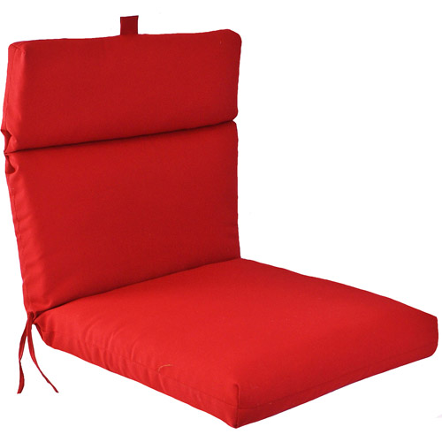 Jordan Manufacturing Outdoor Patio French Edge Chair Cushion