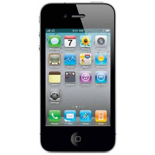 Apple iPhone 4S 8GB GSM Smartphone with Siri (Unlocked)