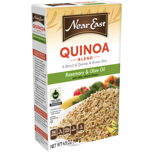 Near East Quinoa Blend Rosemary & Olive Oil, 4.9 oz