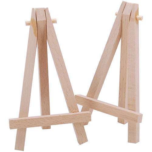 "Reeves 2.75"" x 4.75"" Mini Easels, 2-Pack"