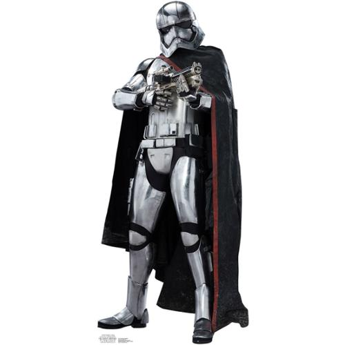 Captain Phasma (Star Wars VII: The Force Awakens) Cardboard Standup (Each) - Party Supplies