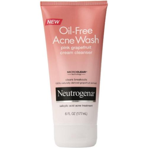 how to use neutrogena naturals purifying cream cleanser