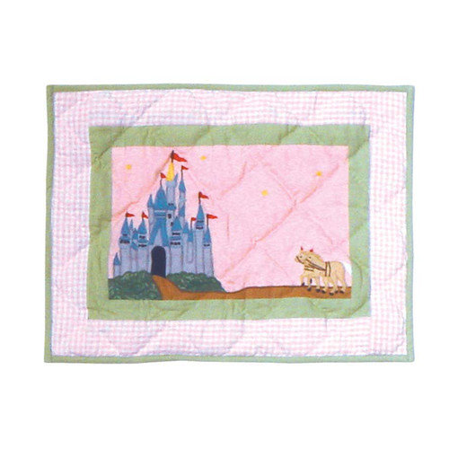 Patch Magic Fairy Tale Princess Cotton Boudoir/Breakfast Pillow
