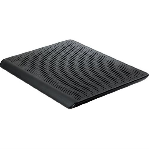 "Targus Chill Mat Awe57us Cooling Stand - 3 Fan[s] - 3000 Rpm - Aluminum - 12"" X 1.1"" X 16.1"" - Black (AWE57US)"