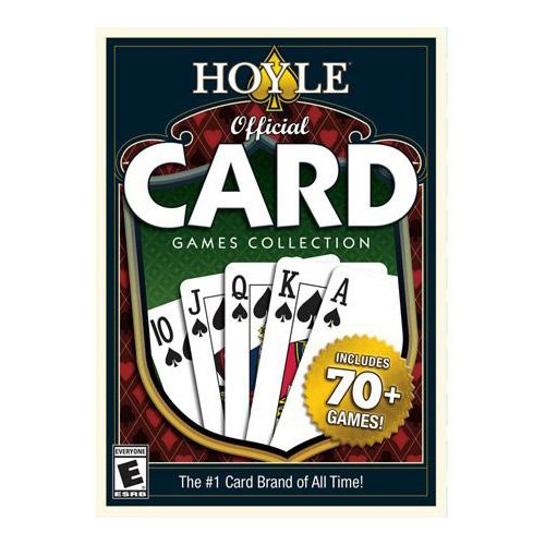 WD Encore 8129159 Hoyle Official Card Games Collection 15 for Mac (Email Delivery)