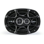 "Kicker DSC6934 6"" x 9"" 3-Way Speakers with 1/2"" Tweeters"