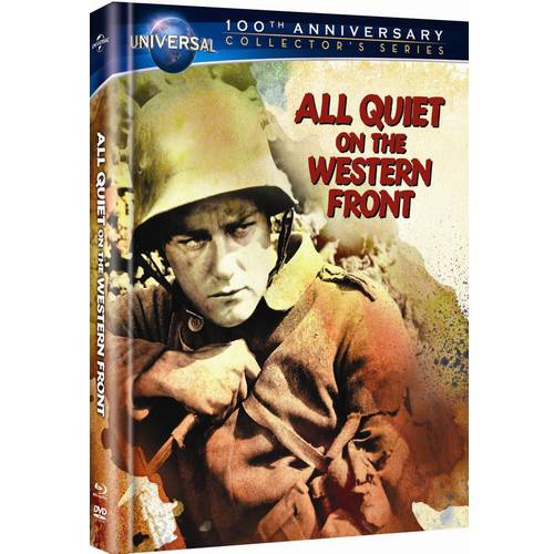 All Quiet On The Western Front (Universal 100th Anniversary Collector's Series) (Blu-ray + DVD + Digital Copy) (With INSTAWATCH)