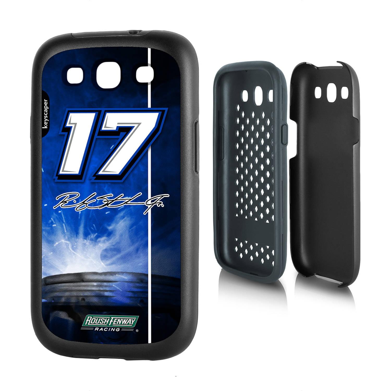 Ricky Stenhouse Jr #17 Galaxy S3 Rugged Case