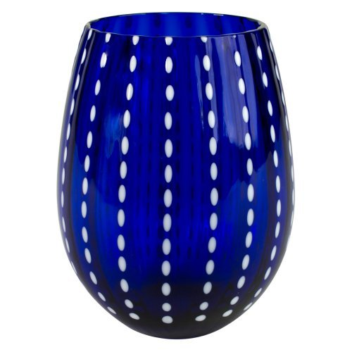 Artland Inc. Cobalt Cambria Stemless Tumbler - Set of 4