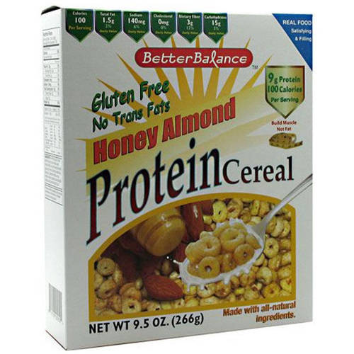 Kay's Naturals Better Balance Honey Almond Protein Cereal, 9.5 oz