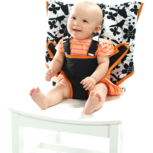 My Little Seat - Travel High Chair, Coco Snow