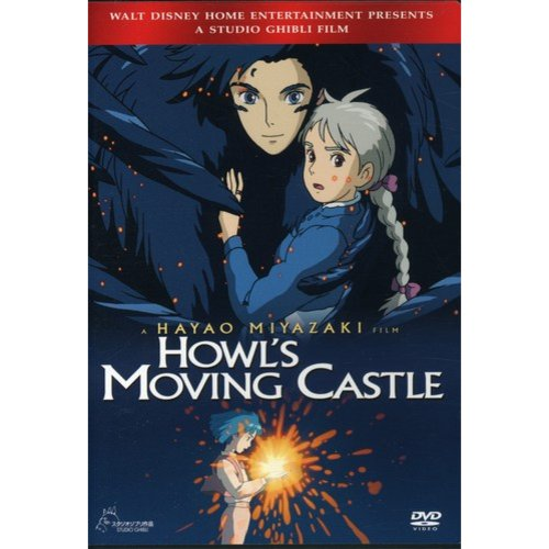Howl's Moving Castle (Widescreen)