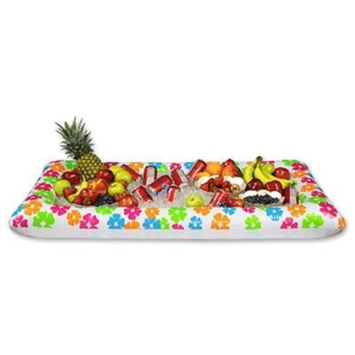 Inflatable Luau Buffet Cooler (Each) - Party Supplies
