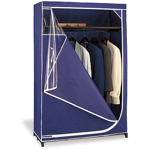 Deluxe Storage Wardrobe w/ Shelf