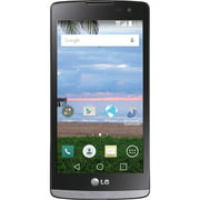 Straight Talk LG Sunset 4G LTE Android Prepaid Smartphone