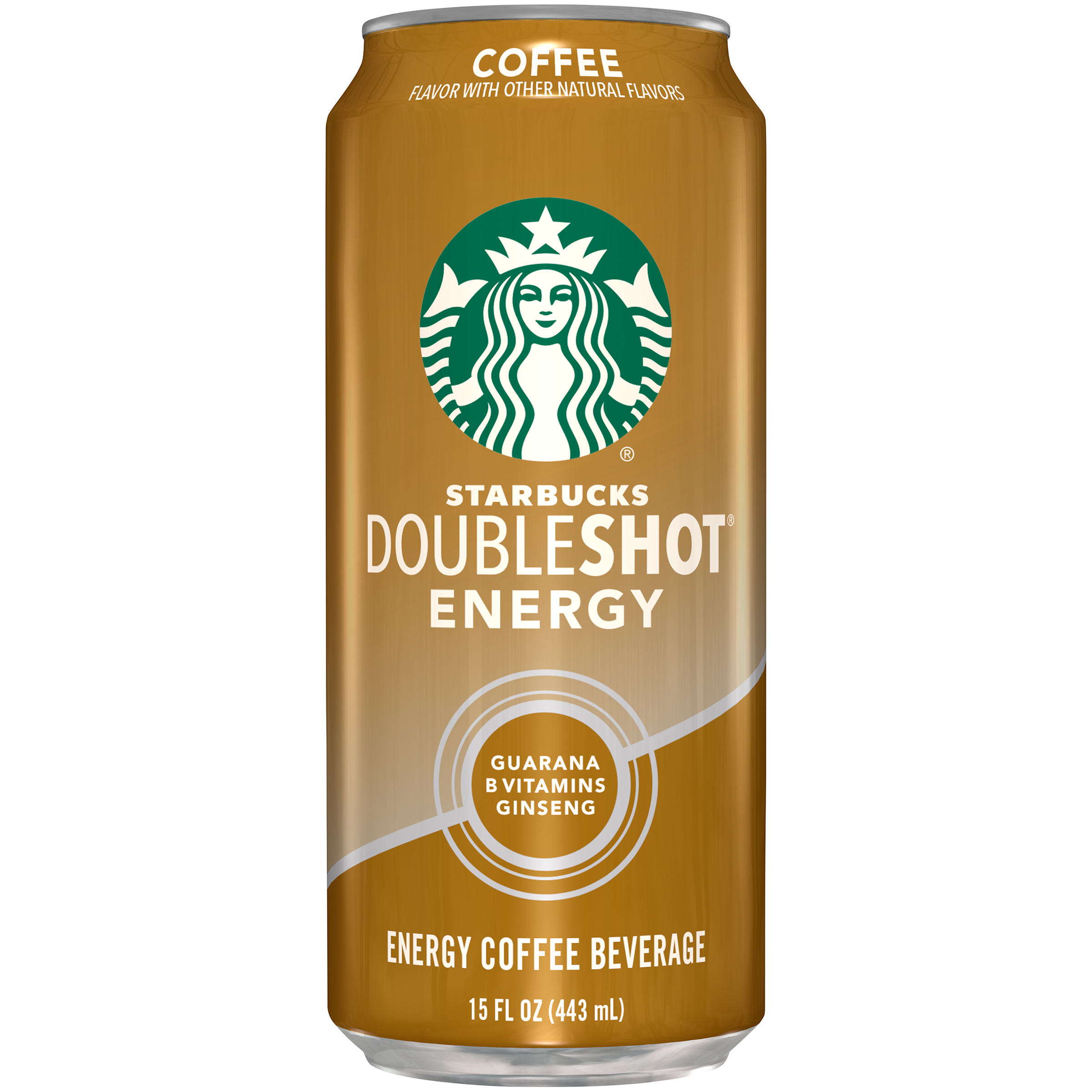 Starbucks Doubleshot® Energy Coffee Energy Coffee Beverage 15 fl. oz. Can