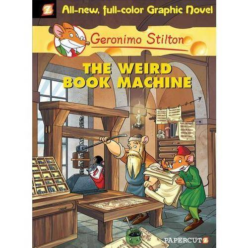Geronimo Stilton 9: The Weird Book Machine