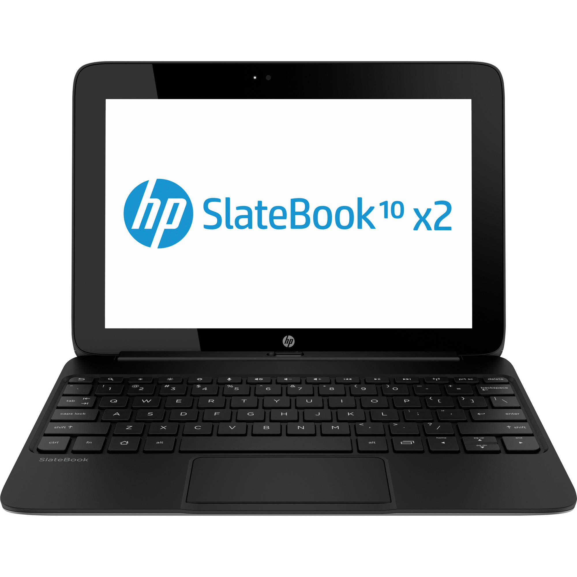Manufacturer Refurbished - HP 10-H010NR 10.1 Touch Laptop NVIDIA Tegra 4 1.8GHz 2GB DDR3 16GB Android 4.2