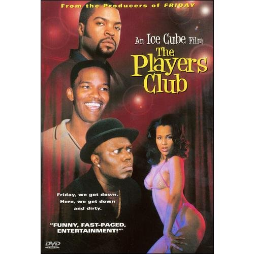 PLAYERS CLUB (DVD/ST&WS/ORIG TRAILER/CAST & CREW BIO/FILMOGRAPHICS)