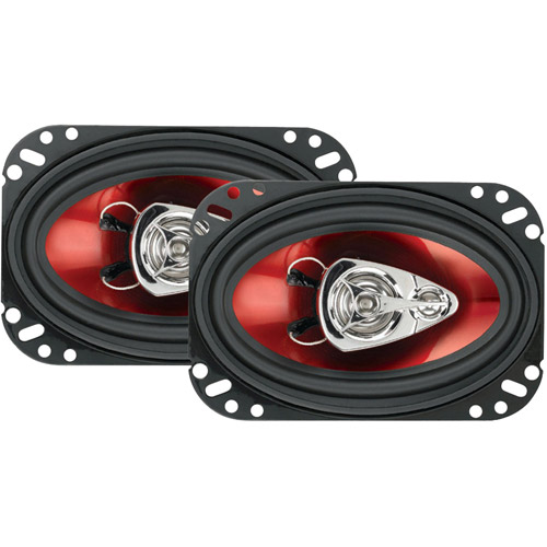 Boss Audio Audio CH4630 Chaos Series Speakers (Pair of Speakers)
