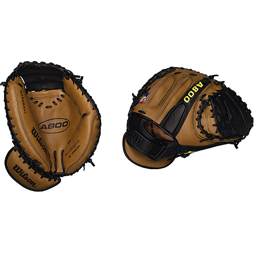 Wilson A800 32; Baseball Catcher's Mitt