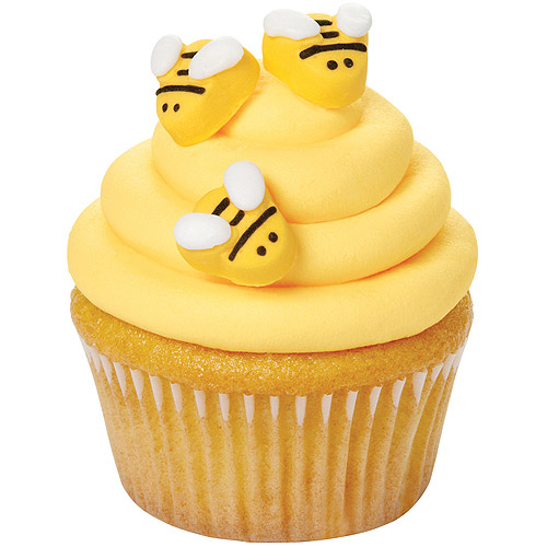 Wilton Icing Decorations, Bumblebee 18 ct. 710-2916