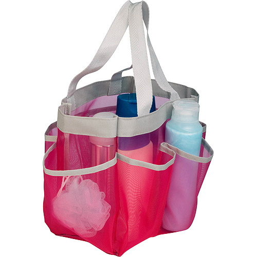 Honey-Can-Do 6-Pocket Shower Tote