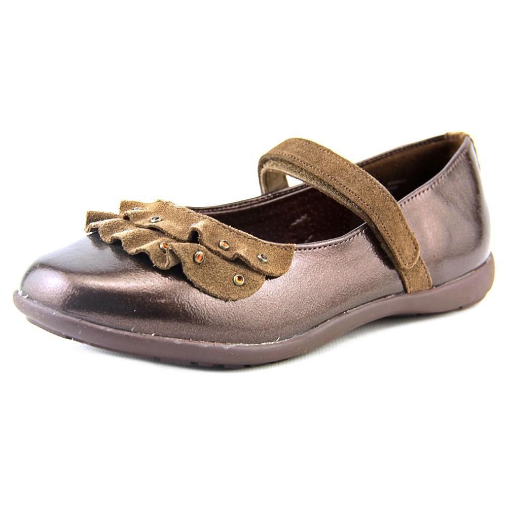 Balleto by Jumping Jacks Veronica  N Round Toe Patent Leather  Flats