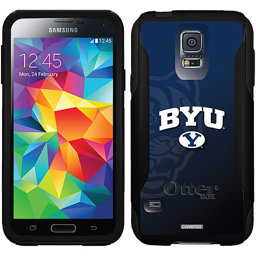 Brigham Young Watermark Design on OtterBox Commuter Series Case for Samsung Galaxy S5
