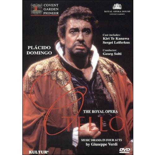 The Royal Opera: Otello (Domingo)
