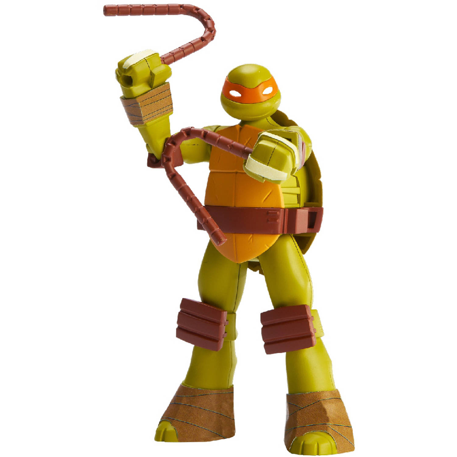 SpruKits Teenage Mutant Ninja Turtles Michelangelo Action Figure Model Kit, Level 1