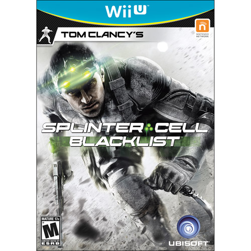 Splinter Cell Blacklist (Wii U)