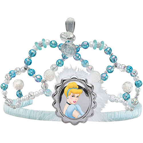 Cinderella Tiara Adult/Child Halloween Accessory