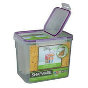 Snapware 17 Cup Medium Flip Top Rectangular Storage Container