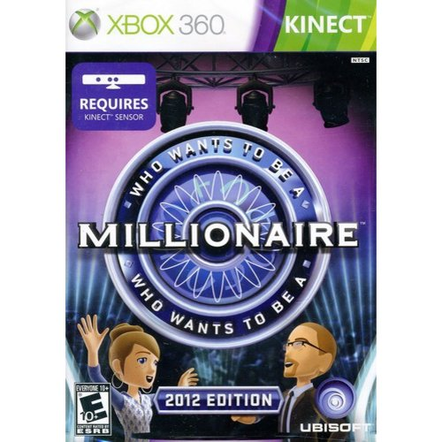 Who Wants To Be A Millionaire (Xbox 360)