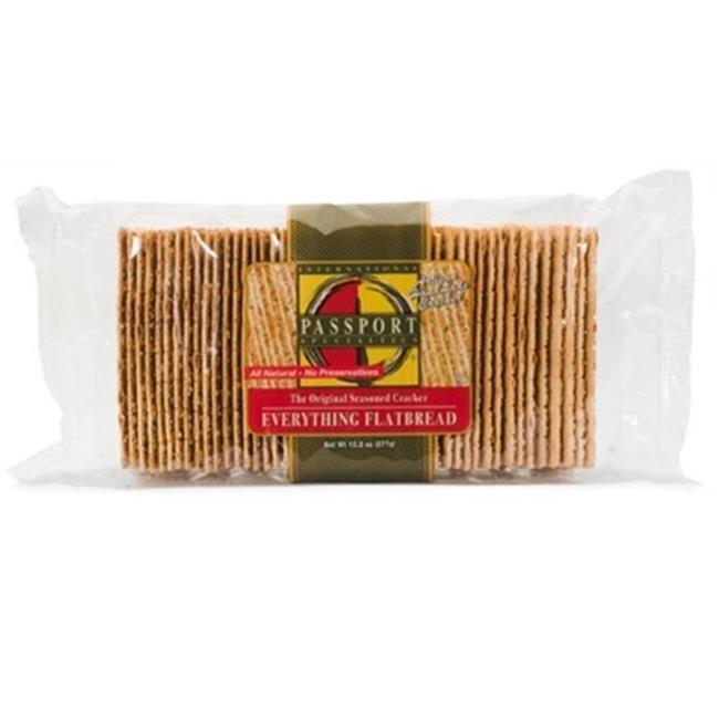 Passport BCA30393 Everything Flatbread, 6 x 13. 3 oz