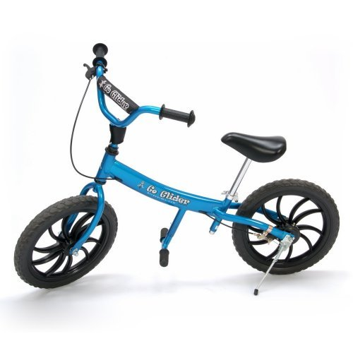 Glide Bikes 16 in. Go Glider Balance Bike - Blue