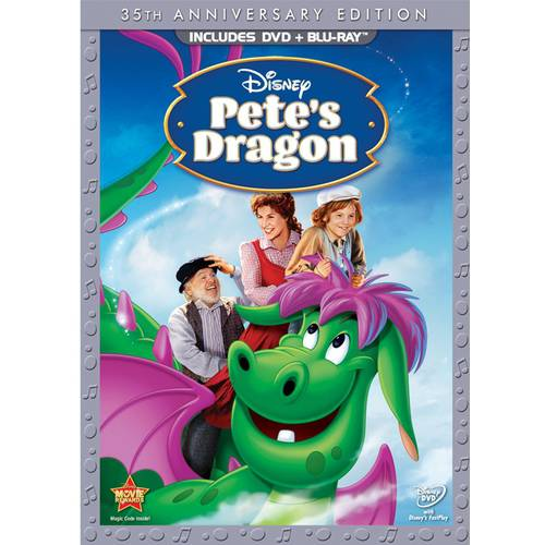 Pete's Dragon: 35th Anniversary Edition (DVD + Blu-ray)