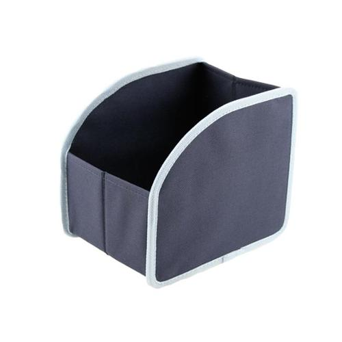 Neatnix SCSM-18 Stuff Cubby - Small - Navy Blue & Light Blue