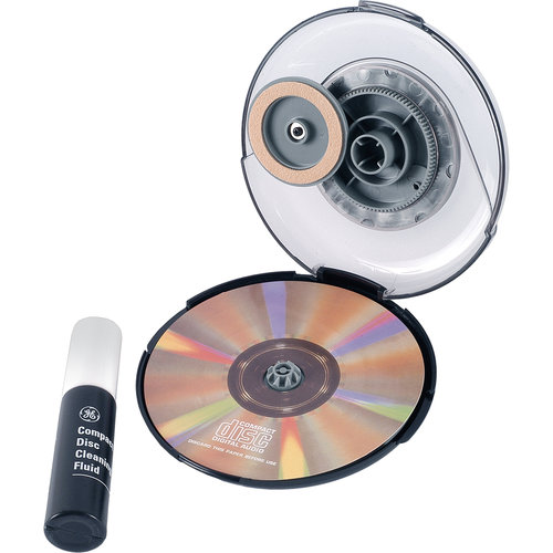 Ge 72597 Radial Cd/dvd Cleaning System