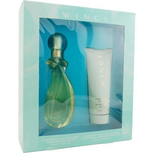 Wings Fragrance Gift Set for Women, 2 pc