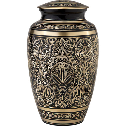 Star Legacy Classic Radiance Brass Urn, Large/Adult