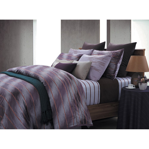 Rainy Day by EverRouge 300-Thread-Count Bedding Duvet Set