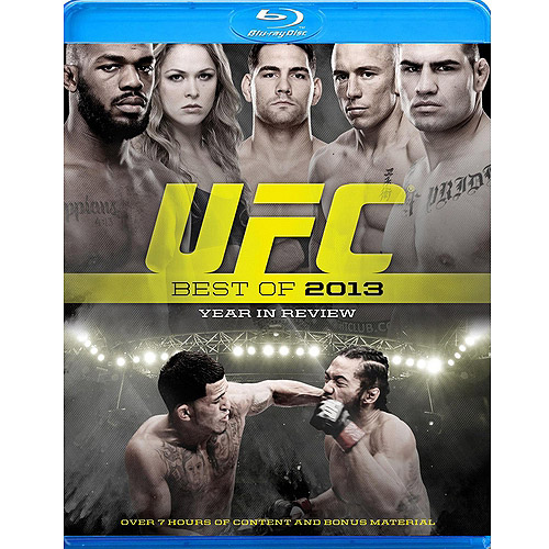 UFC: Best Of 2013 (Blu-ray)