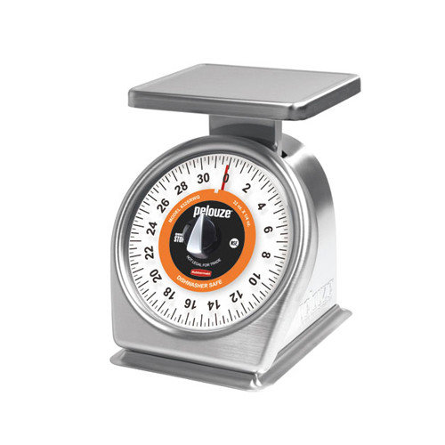 Rubbermaid Commercial Products Pelouze Mechanical Portion-Control Scale