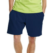 Hanes Men's Jersey Pocket Shorts