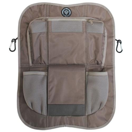 Prince Lionheart  back seatORGANIZER - Brown/Tan 0303